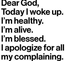 god, quotes, and grateful image