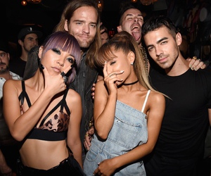 ariana grande and dnce image