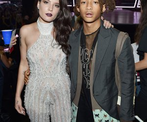 badlands, halsey, and jaden smith image