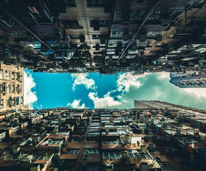 building, city, and sky image