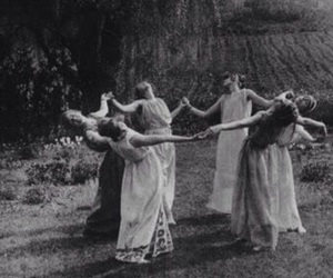 Witches and witchcraft image