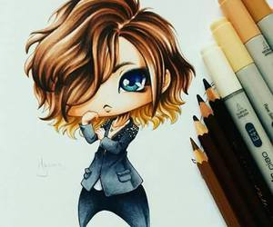 fanart, the gazette, and ruki image