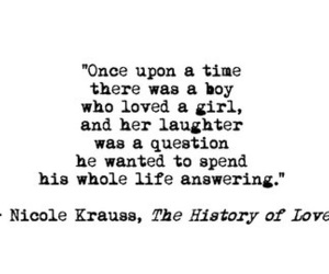quote and nicole krauss image