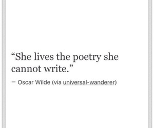 oscar wilde, quotes, and christopher poindexter image