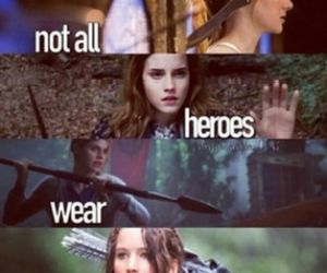 divergent, harry potter, and hero image