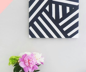 diy, canvas, and Easy image