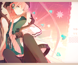 anime, vocaloid, and vy2 yuma image