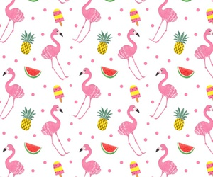 pineapple, summer, and pattern image