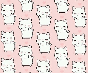 wallpaper, pattern, and cute image