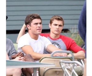 zac efron, handsome, and dave franco image
