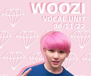 Seventeen, woozi, and kpop image