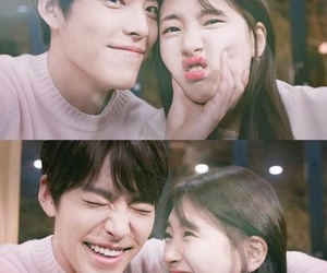 kim woo bin, uncontrollably fond, and suzy image