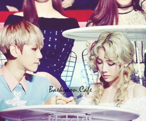 exo, gg, and girls generation image