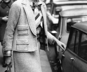 vintage, chanel, and 50s image