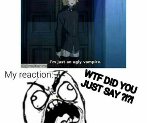 anime, funny, and quotes image