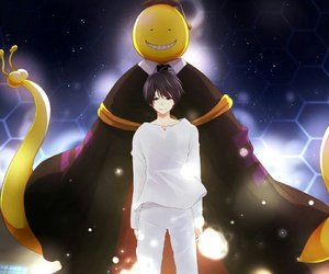 korosensei and assassination classroom image