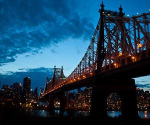 photography, city, and bridge image