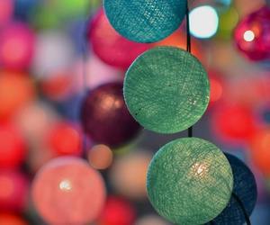 colors, light, and ball image