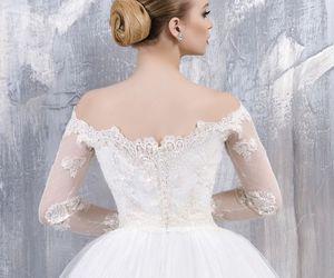 beautiful, wedding, and glamour image