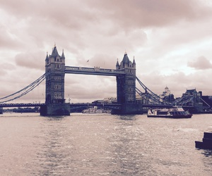 london, picture, and tower bridge image