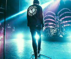 music, singer, and the amity affliction image