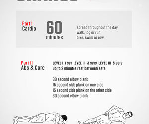exercise, lifestyle, and fitness image