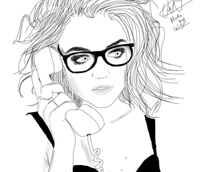 outline, art, and pll image