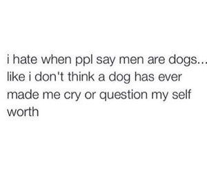 boys, dogs, and bah image