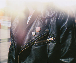jacket, fashion, and hipster image
