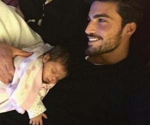 baby, family, and italian image