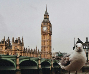 london, big-ben, and cities of the world image