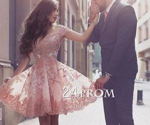 dress and couple image
