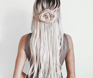 fashion and hair style image