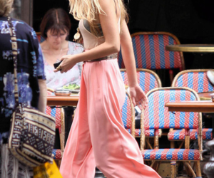 fashion, pink, and blake lively image