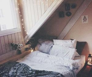 inspiration, lights, and room image