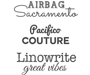 fonts, hand lettering, and handwriting image