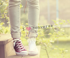 colors, converse, and shoes image