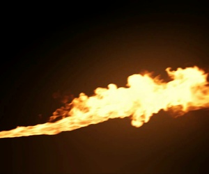 fire and fire thrower image