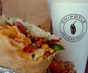 food and chipotle image