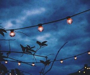 sky, light, and blue image
