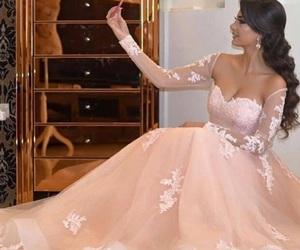bride, fashion, and girl image