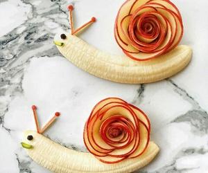 bananas, food, and fruit image
