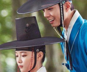 korean, cute, and love image