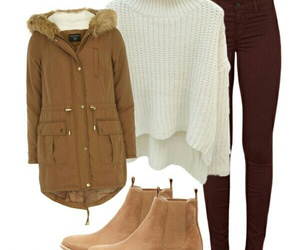 autumn, outfits, and Polyvore image