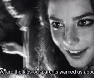 skins, Effy, and quote image