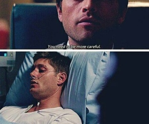 dean and castiel image
