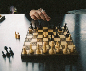 alternative, chess, and table image