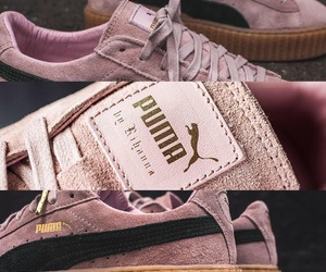 creepers, puma, and sneakers image
