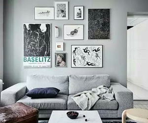 decor, living, and rooms image