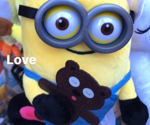 minion, minions, and minion love image